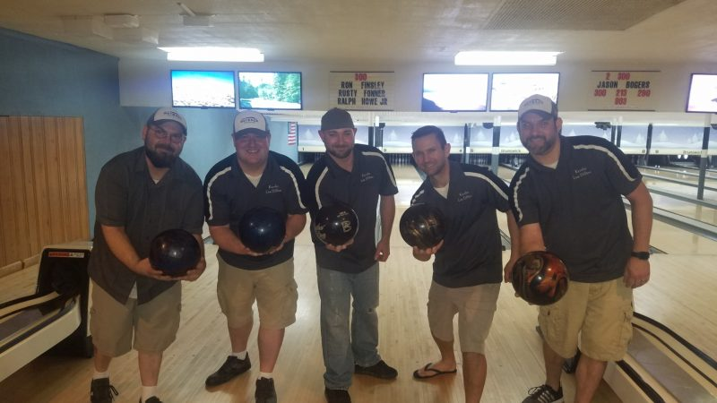 Rose Bowl Lanes in Wheeling Bowling Champs | News, Sports