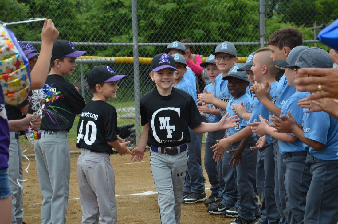 Martins Ferry Youth Celebrates Final Day Of Cancer Treatment With