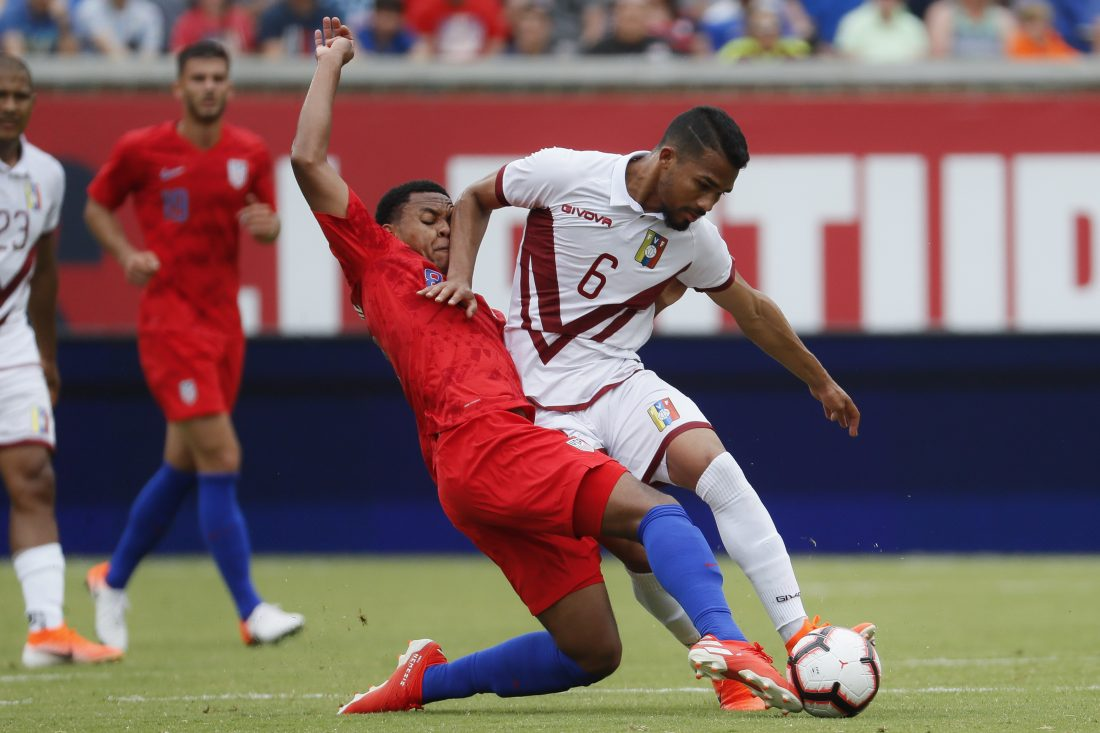 U S  Men Set For Gold Cup | News, Sports, Jobs - The