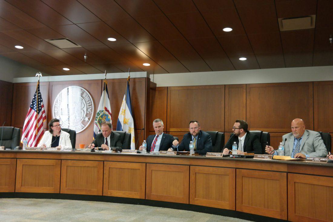 Wheeling City Council Condemns City's Role in Slave Trade