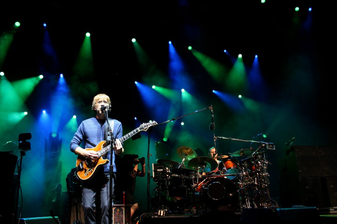 Phish Gives Fans a Good Excuse to Make a Midweek Ohio Trek