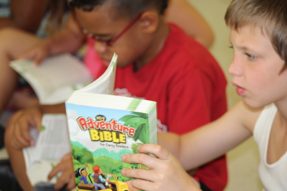 Sign Up for Literacy Camp At House of the Carpenter   News