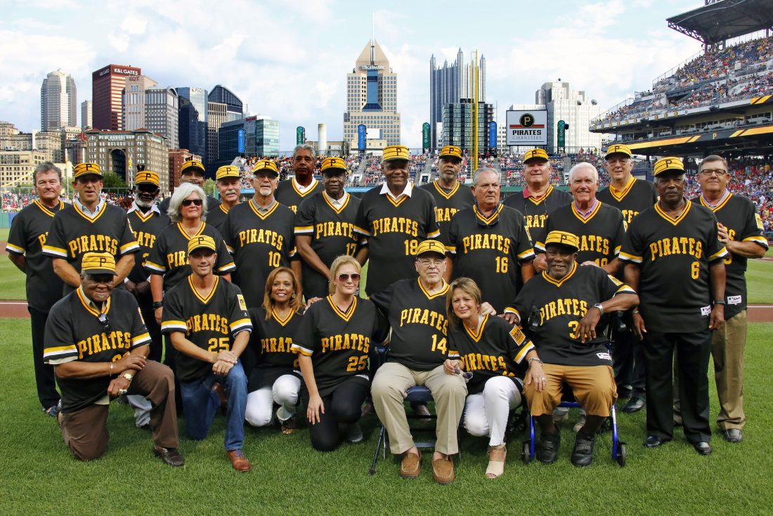 Pirates Honor 1979 Series Champs, Then Top Phillies | News, Sports