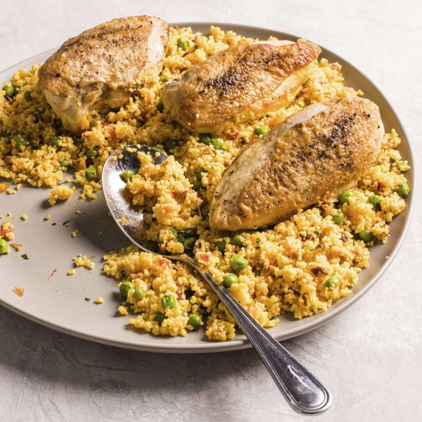 Superb This Chicken And Couscous Dish Is Winning Weeknight Dinner Home Remodeling Inspirations Propsscottssportslandcom