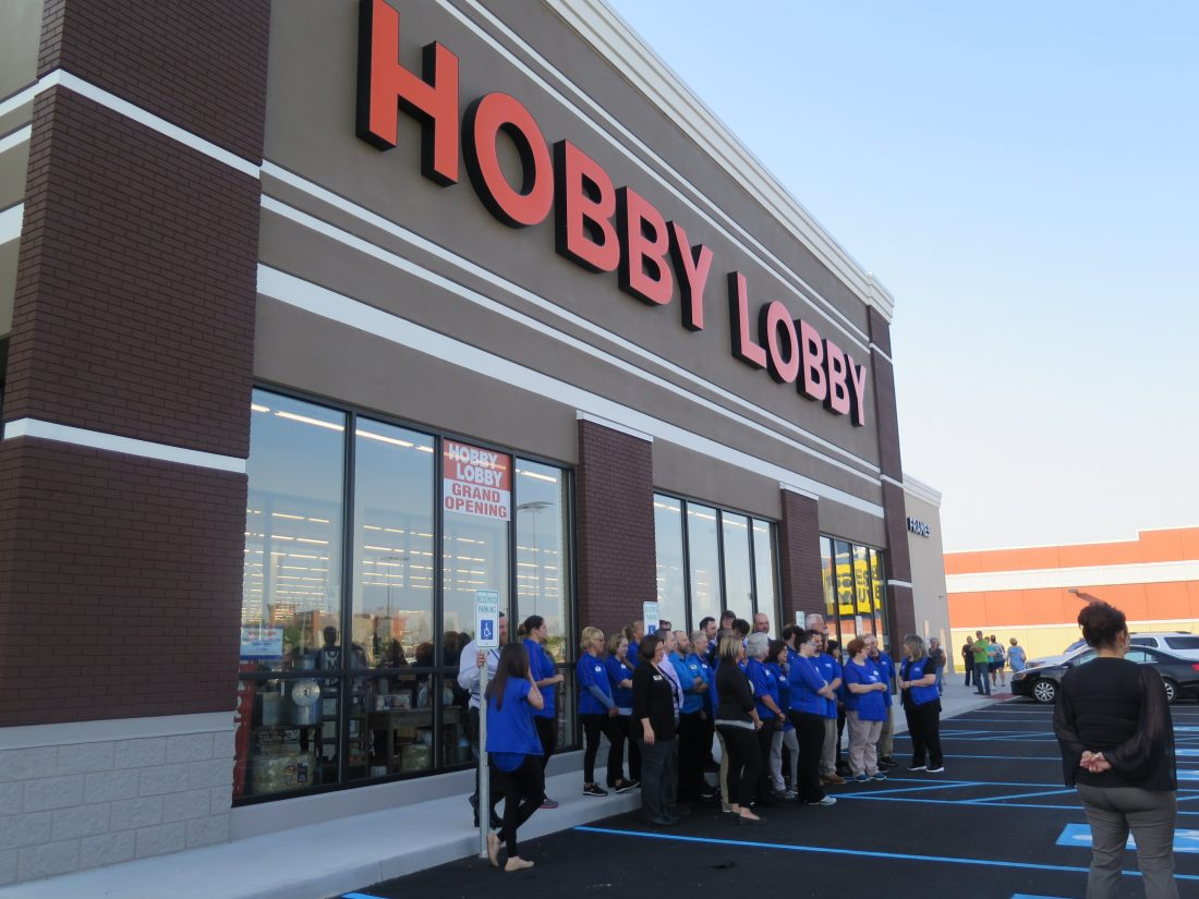 Hob lobby