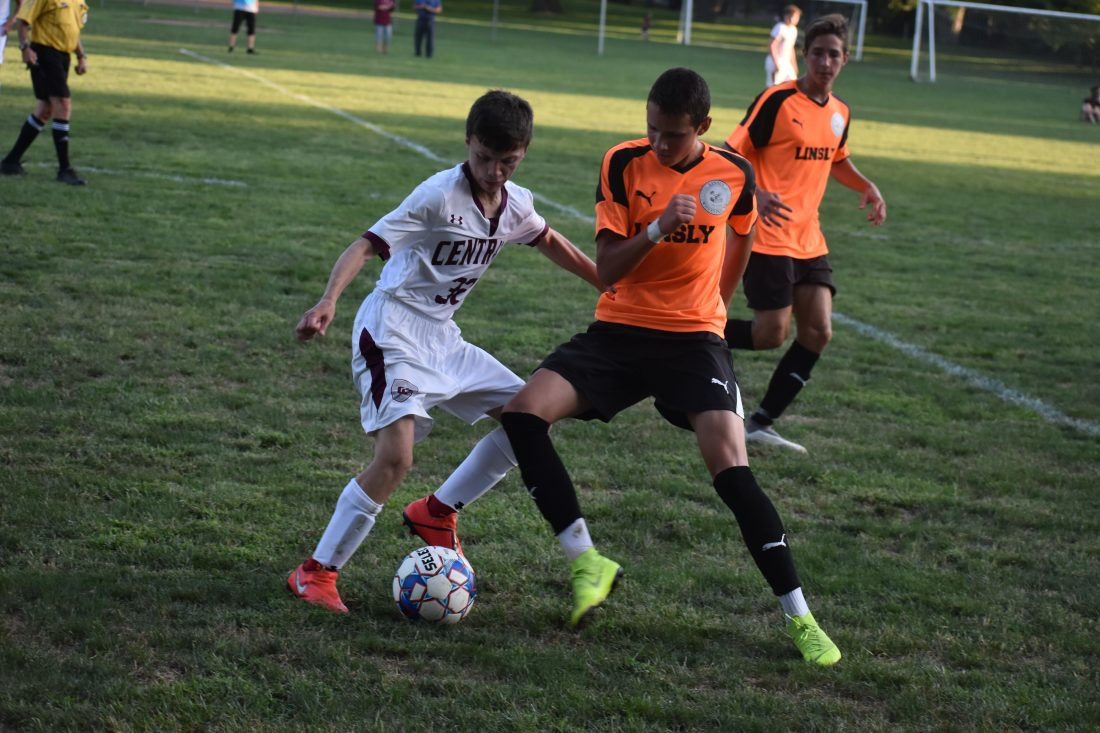 Wheeling Central, Linsly Boys Soccer Play to Draw | News