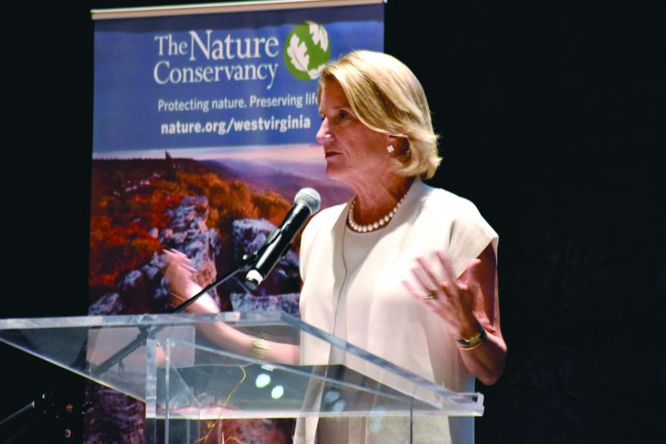 Capito Addresses Nature Conservancy at Annual Gala | News, Sports, Jobs - Wheeling Intelligencer