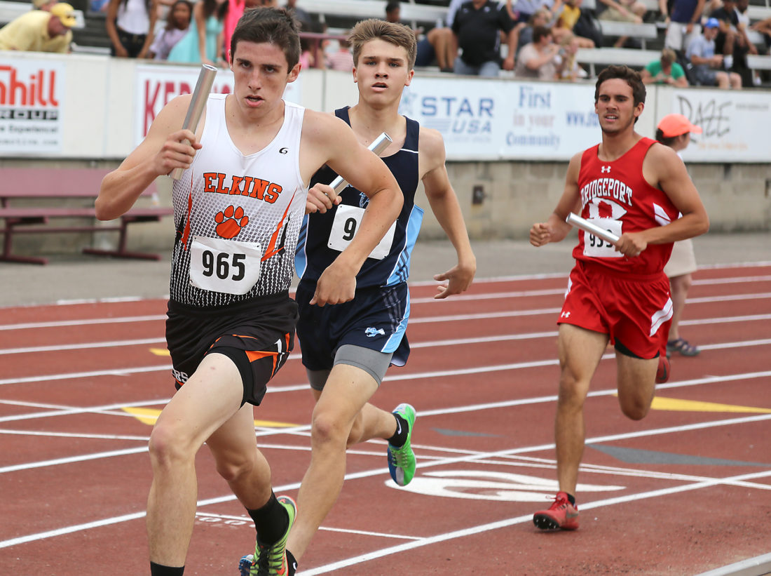 west virginia track and field state meet