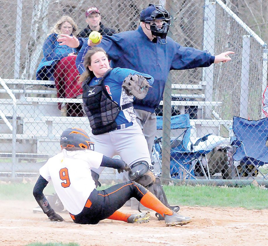 Lady Tigers lose doubleheader | News, Sports, Jobs - The