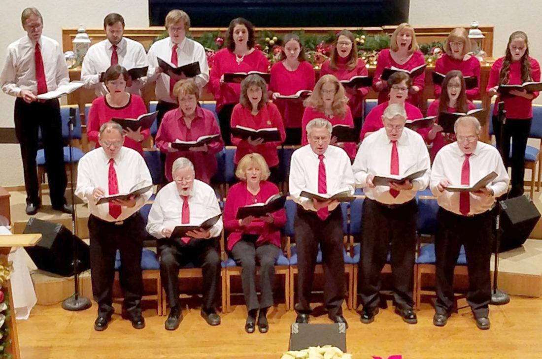 First Baptist Church Choir Performs Christmas Cantata | News