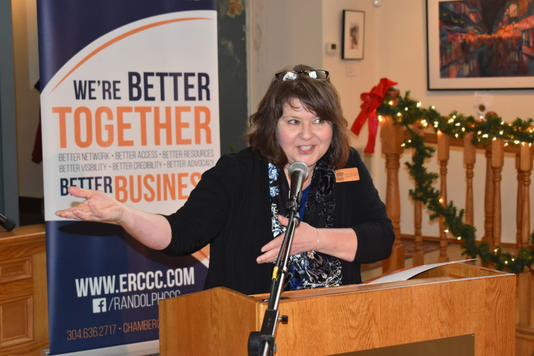 Wood has goals for Chamber of Commerce in new year | News, Sports