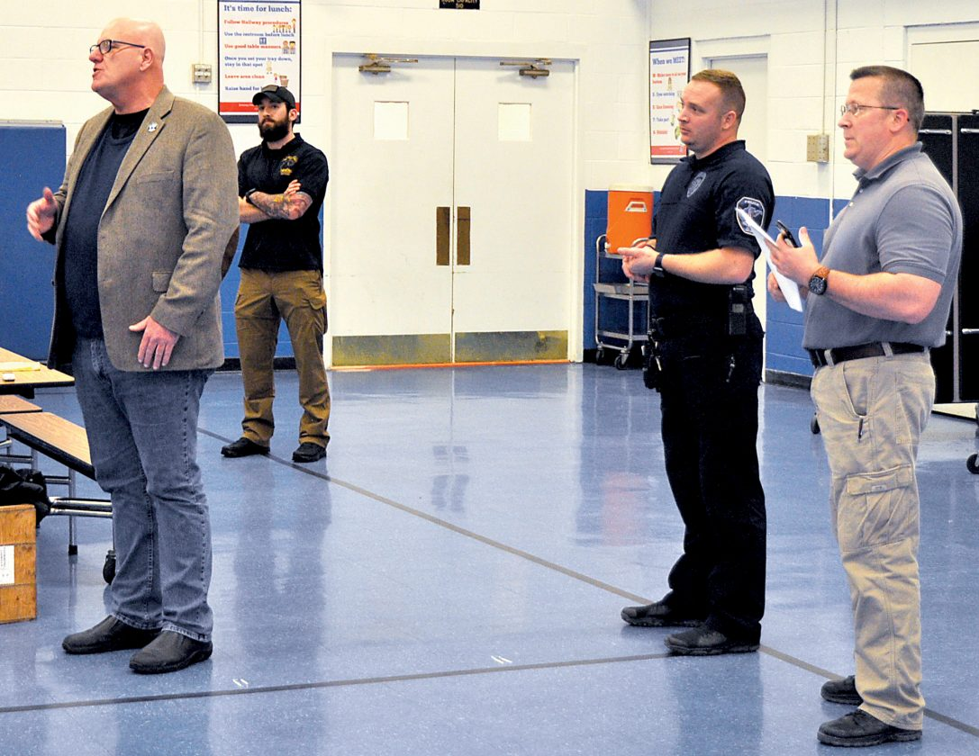 50 attend Community Watch meeting | News, Sports, Jobs - The