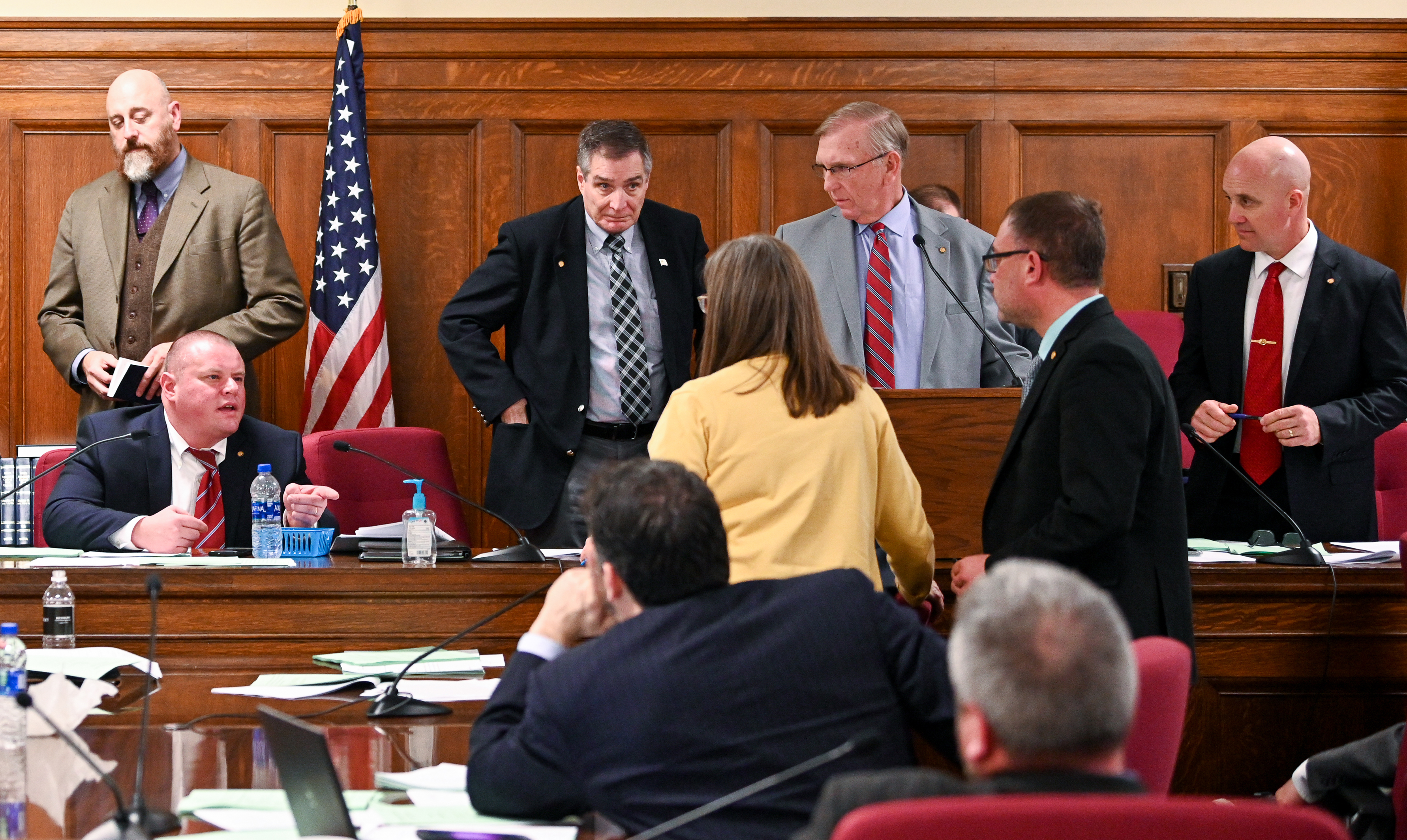 Bills approved in chaotic committee meeting | News, Sports, Jobs ...