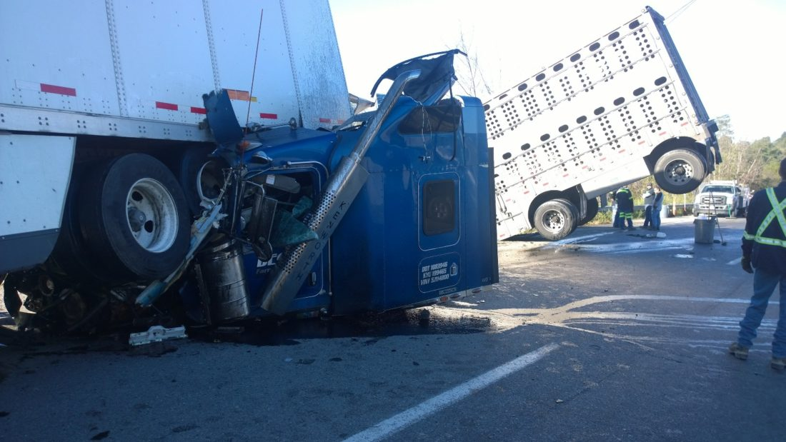 I-70 East In Belmont County Closed Due To Accident That