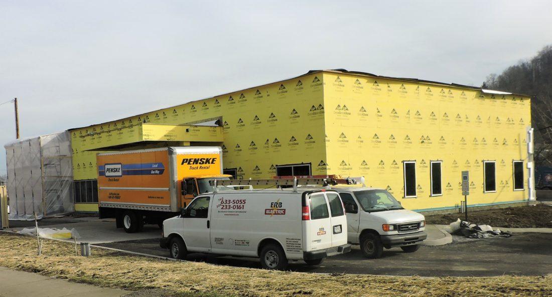 Bridgeport dialysis center construction progresses | News