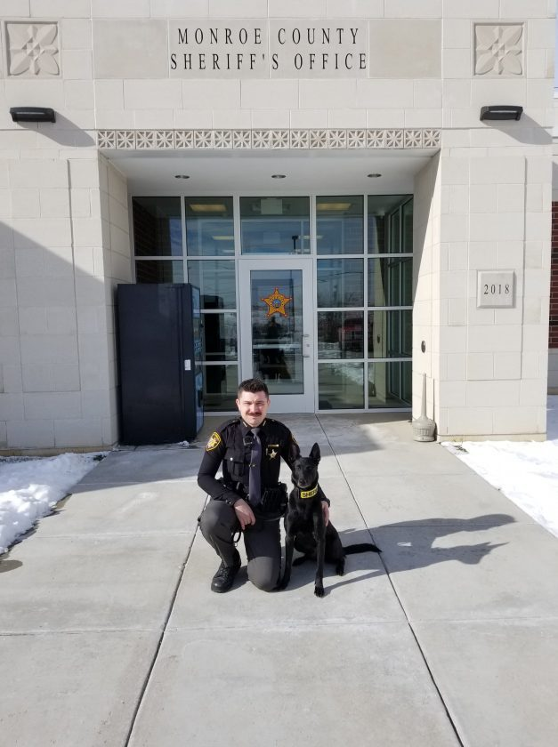 Monroe County Sheriff's Office welcomes new K-9 Unit | News