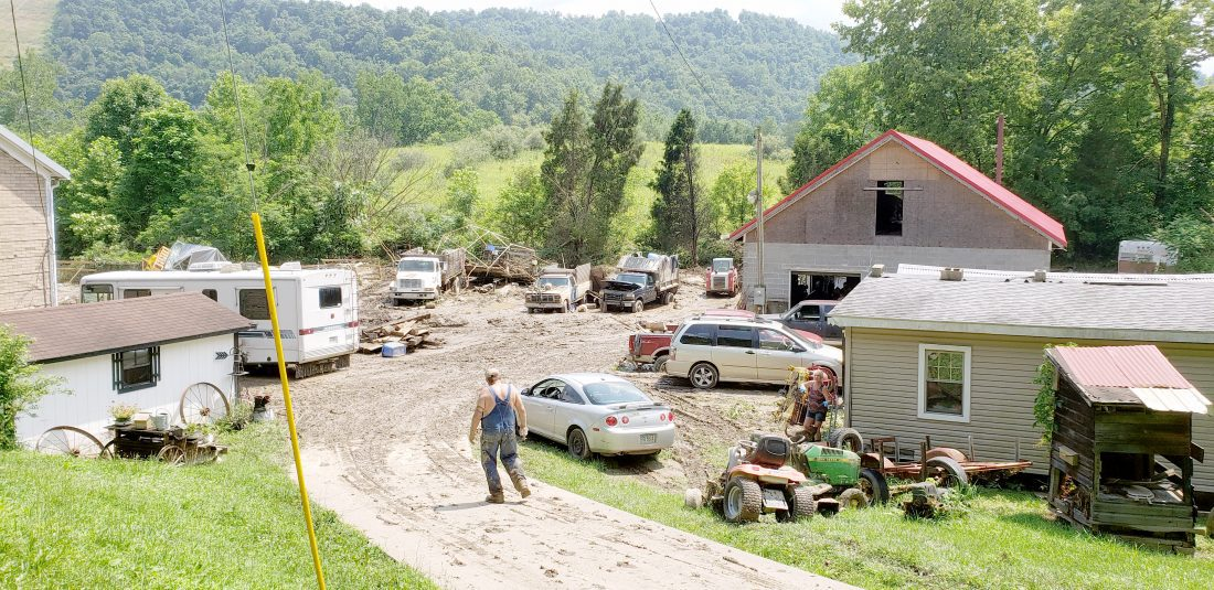 Flooding hammers Belmont County | News, Sports, Jobs - The Times Leader