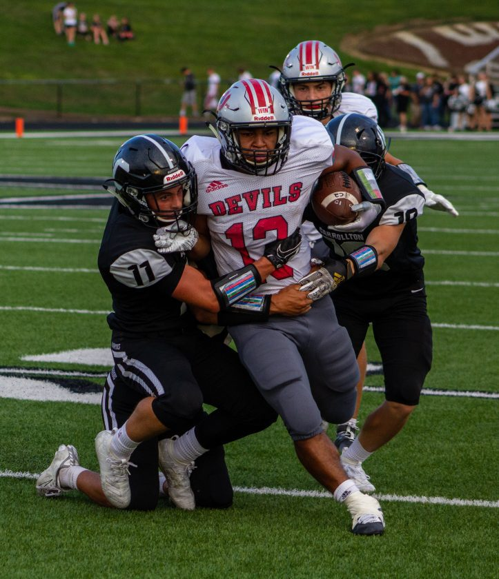 St  Clairsville rolls to victory at Carrollton   News