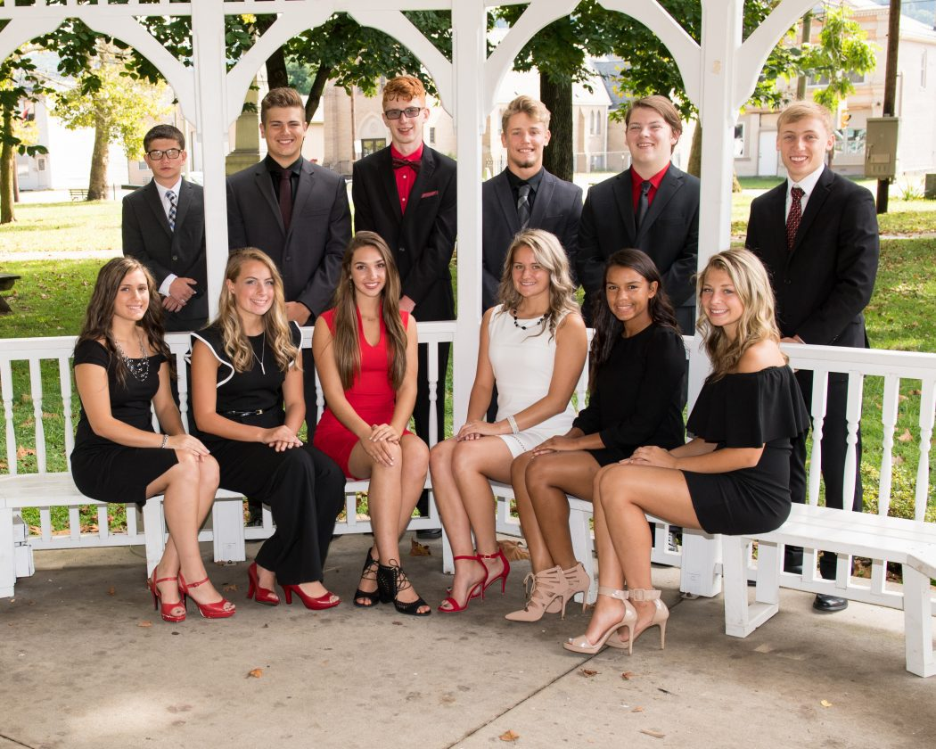 Bellaire Homecoming Court 2019 News Sports Jobs The Times Leader