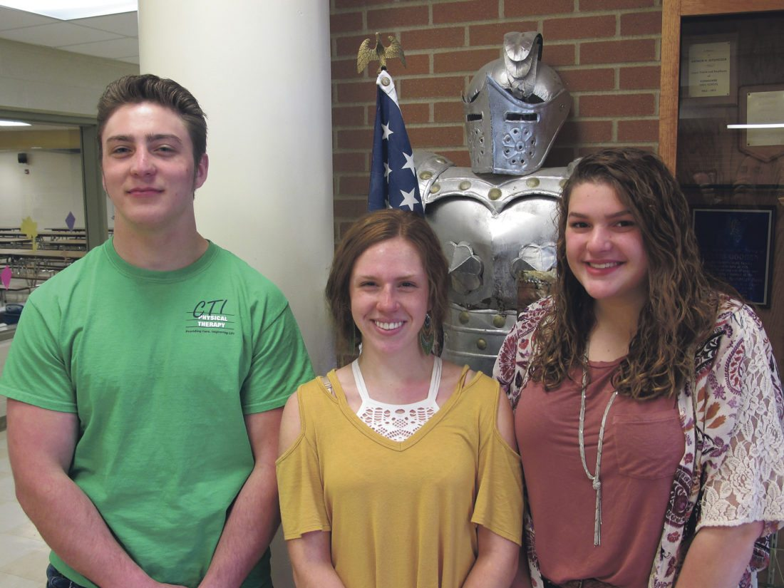 Trio Of Eisenhower Students Headed To Leadership Camp News Sports
