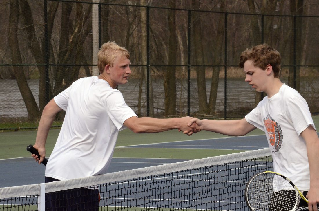 Dragon tennis too much for Harbor Creek   News, Sports, Jobs