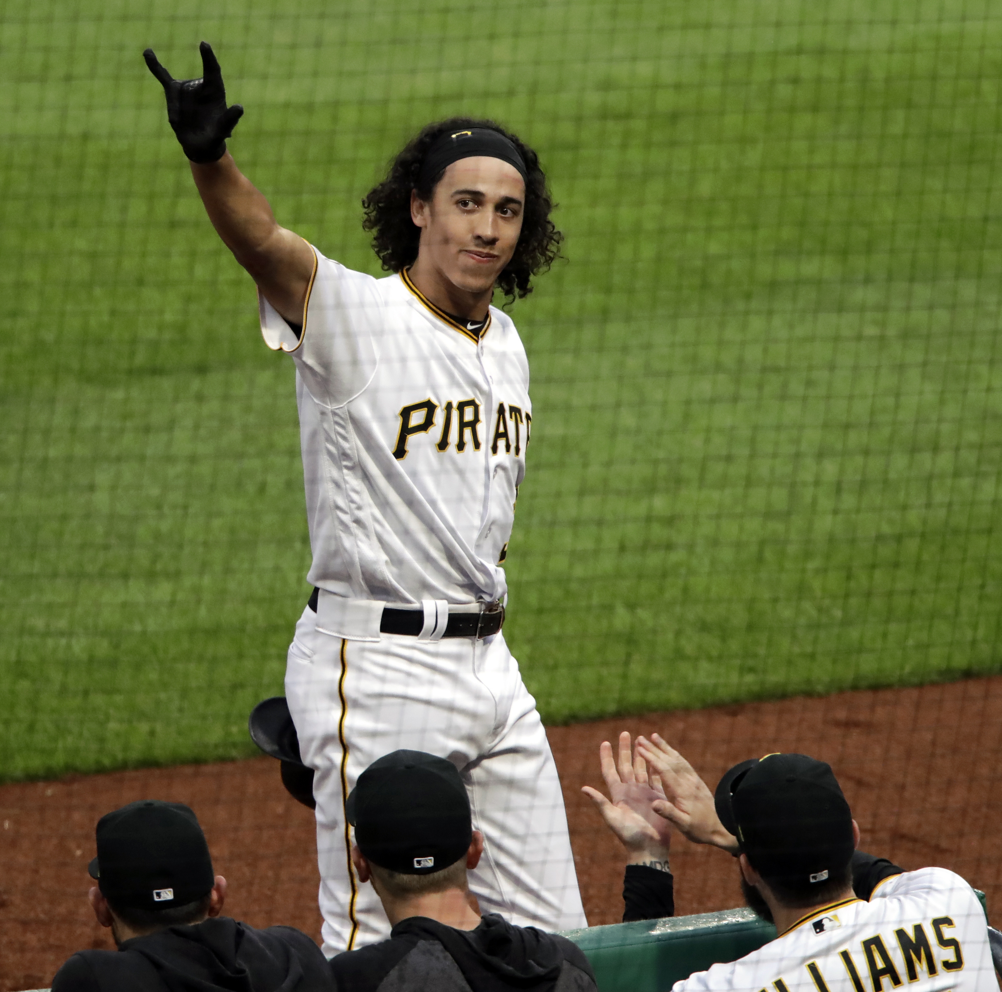 Pirate fans, get ready to fall in love with Cole Tucker | News ...