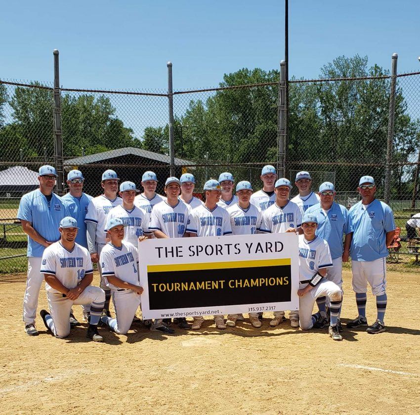 Regulators roll to The Sports Yard tourney title | News