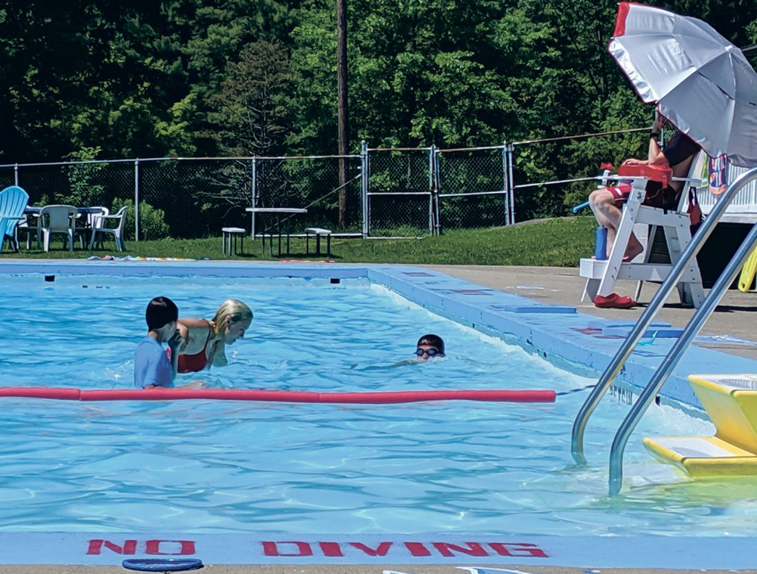 Youngsville has right idea with swim fun, lessons | News