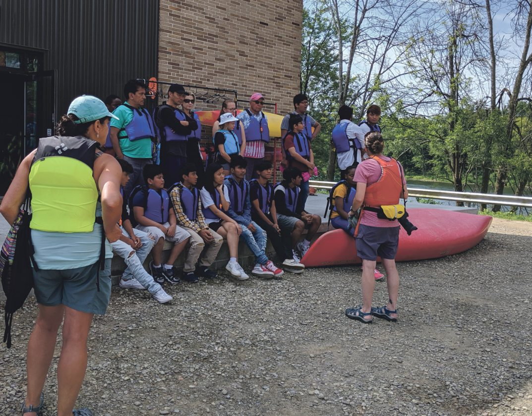MCRC offers adventure on the Allegheny River | News, Sports