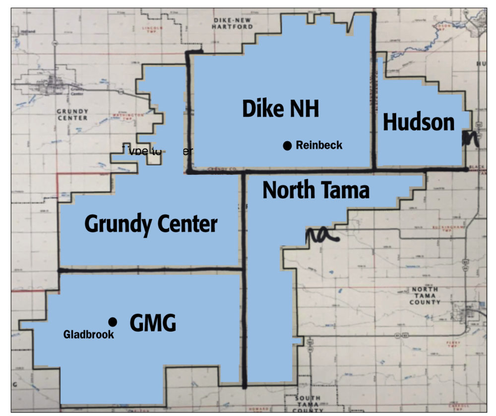 G-R awaits dissolution input from surrounding districts