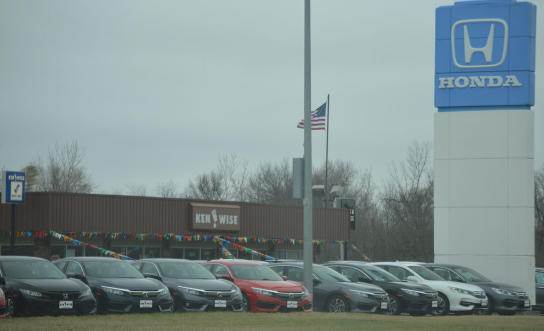 Ken Wise Dealerships Sold News Sports Jobs Times Republican