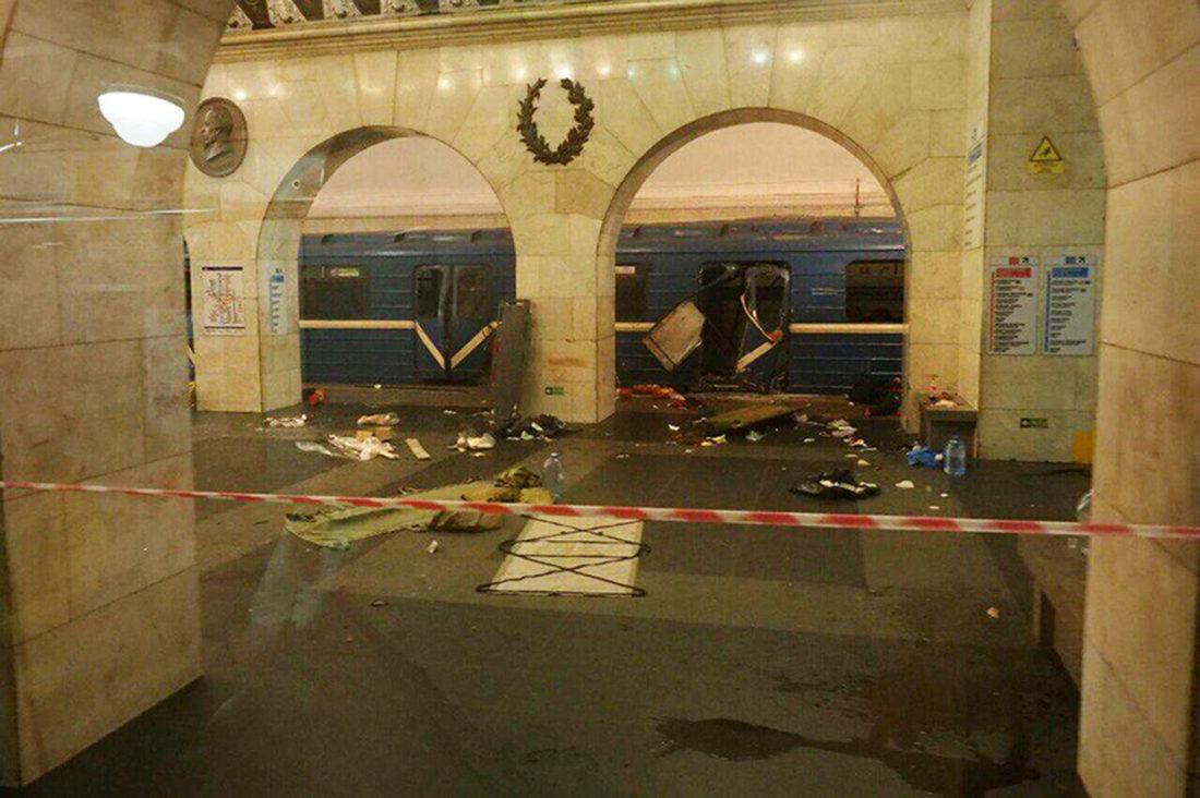 Blast on subway kills 11 people in Russia   News, Sports