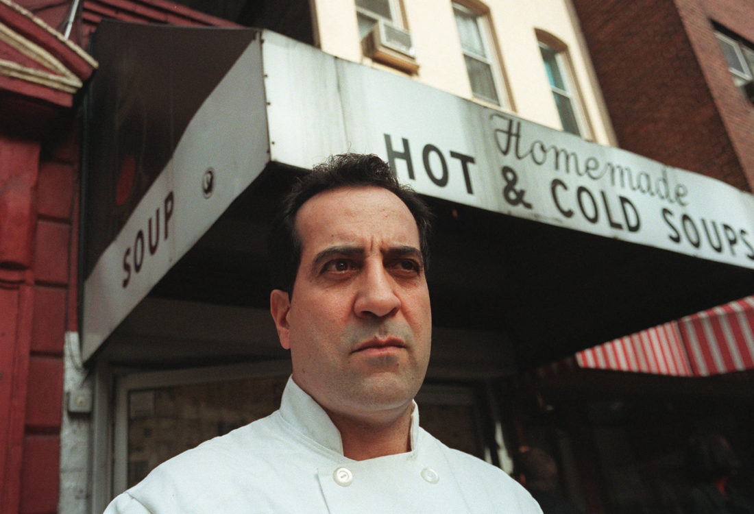 Soup Nazi-inspired co  files for bankruptcy | News, Sports