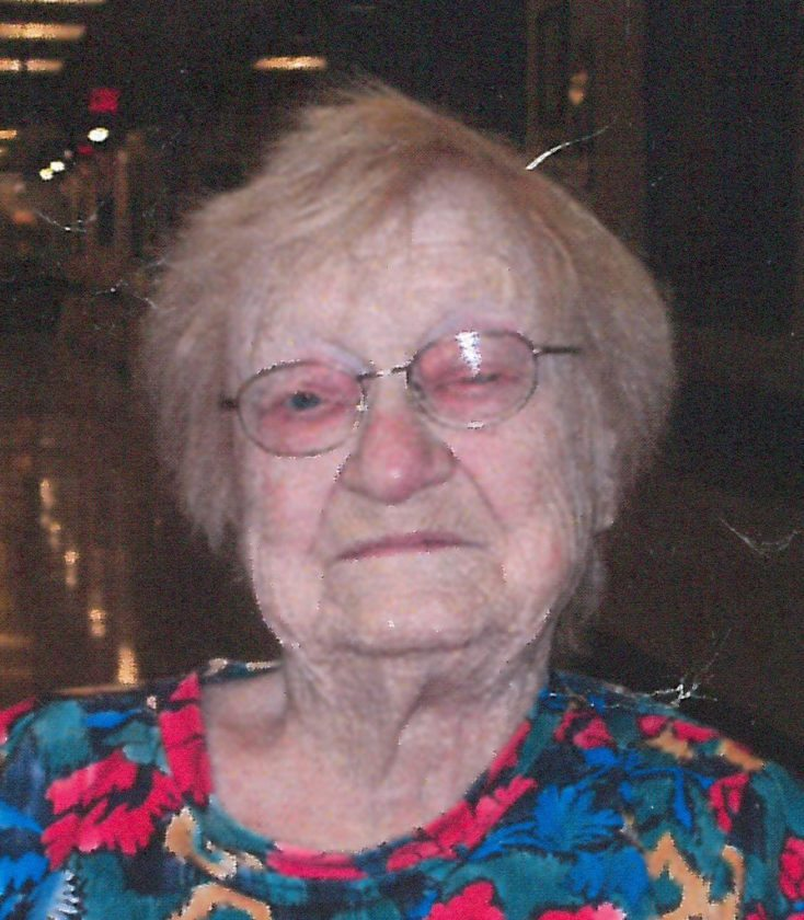 Mary Gene Anderson 92 News Sports Jobs Times Republican