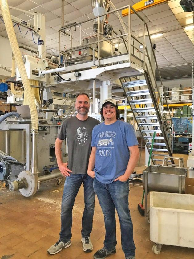 Marshalltown native expands New York-based pasta company