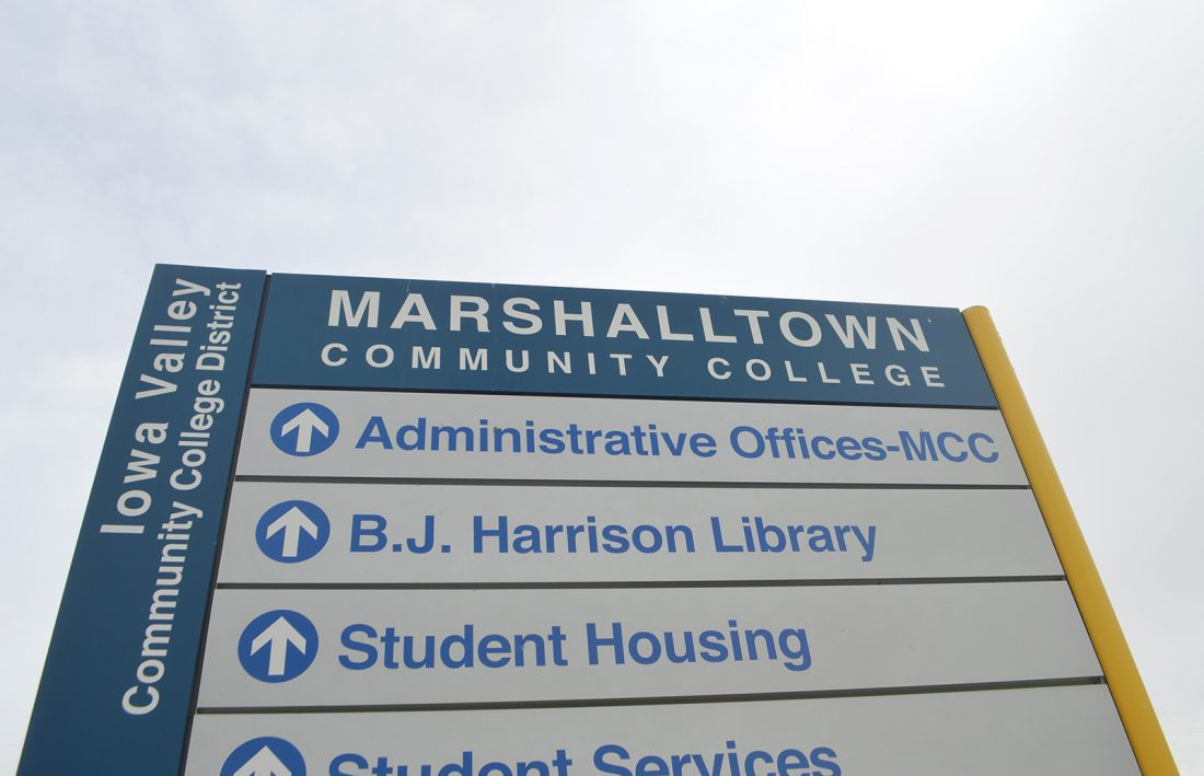 Former Marshalltown Community College employee files wrongful