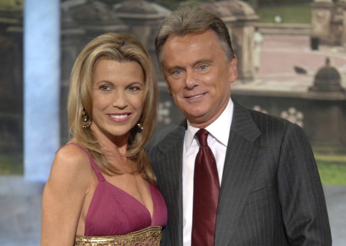 Sajak: 'Worst has passed' and he'll return to 'Wheel of Fortune'