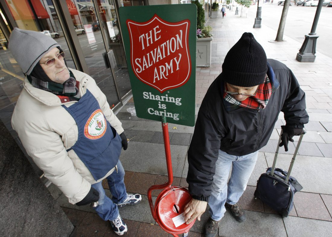 Red Kettle Campaign Kicks off at Festival Foods