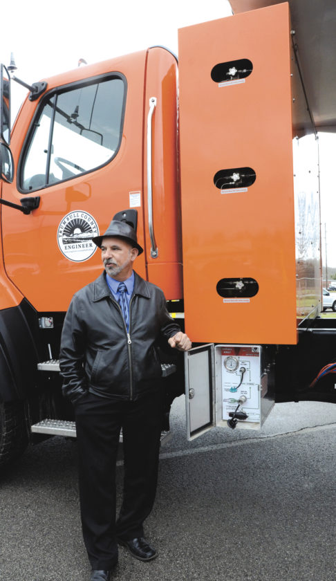 Trumbull County buys four CNG trucks | News, Sports, Jobs