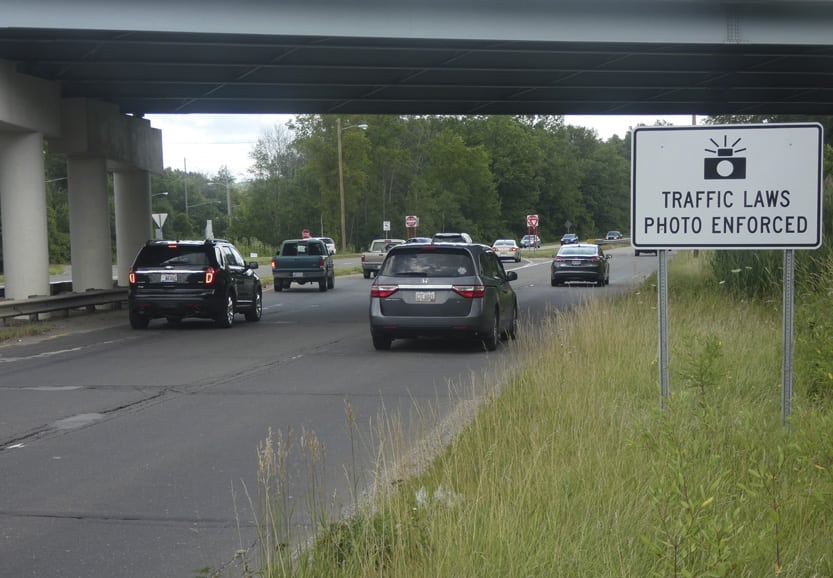 ODOT nixes speed cameras   News, Sports, Jobs - Tribune