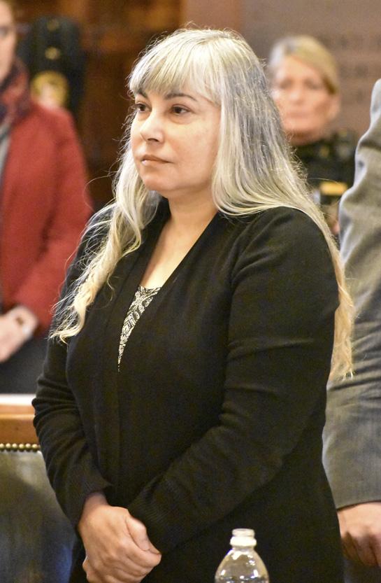 Jury selected in Claudia Hoerig trial   News, Sports, Jobs