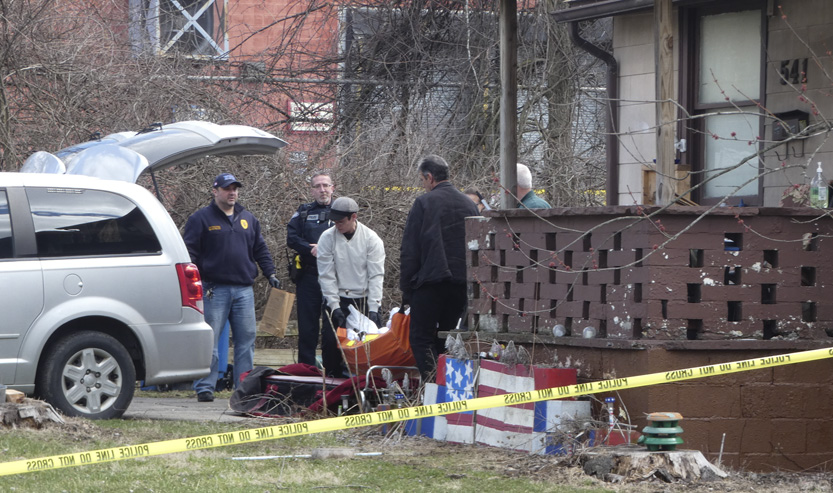 Dead bodies found in Niles home | News, Sports, Jobs