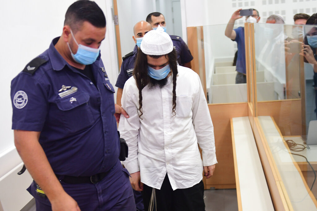 Israeli court convicts Jewish extremist for 2015 arson attack that killed baby