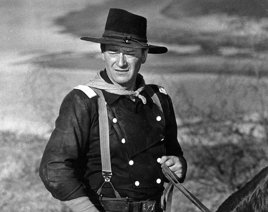 John Wayne's son: My father did not support white supremacy