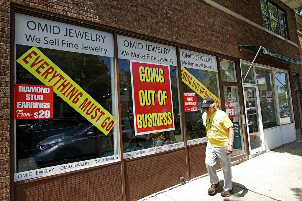 Md. jobless claims fall to lowest level during pandemic