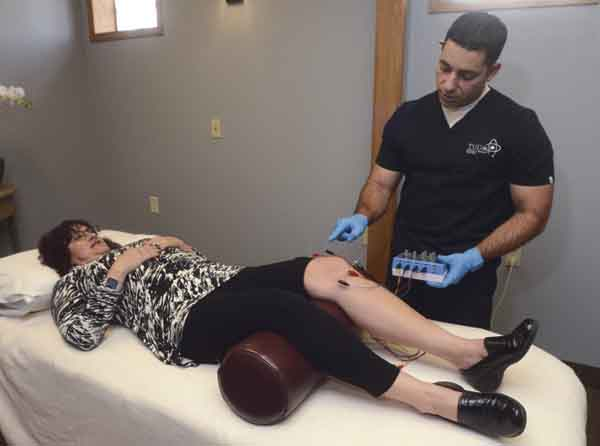 Dry needling offers alternative to pain medications | News, Sports, Jobs - Youngstown Vindicator