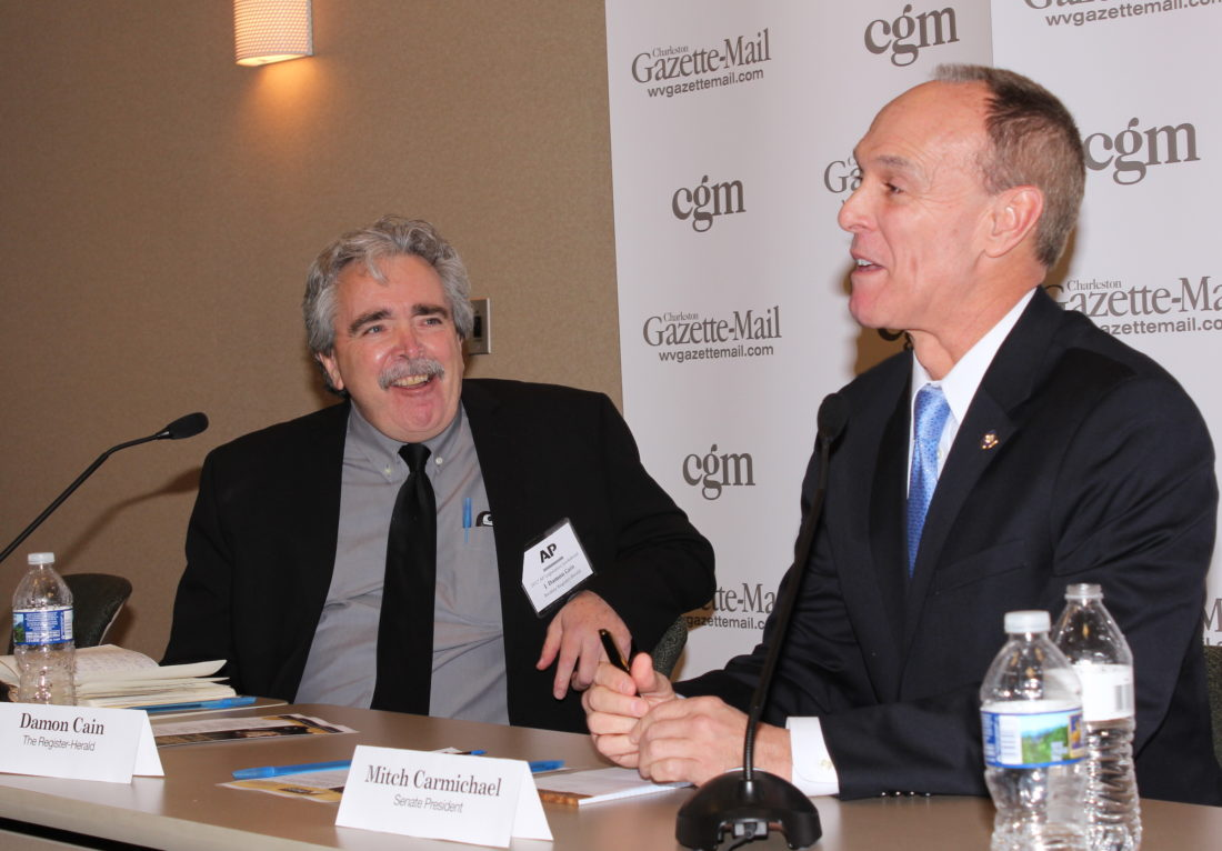 Carmichael: Legislature seeks to create atmosphere for job