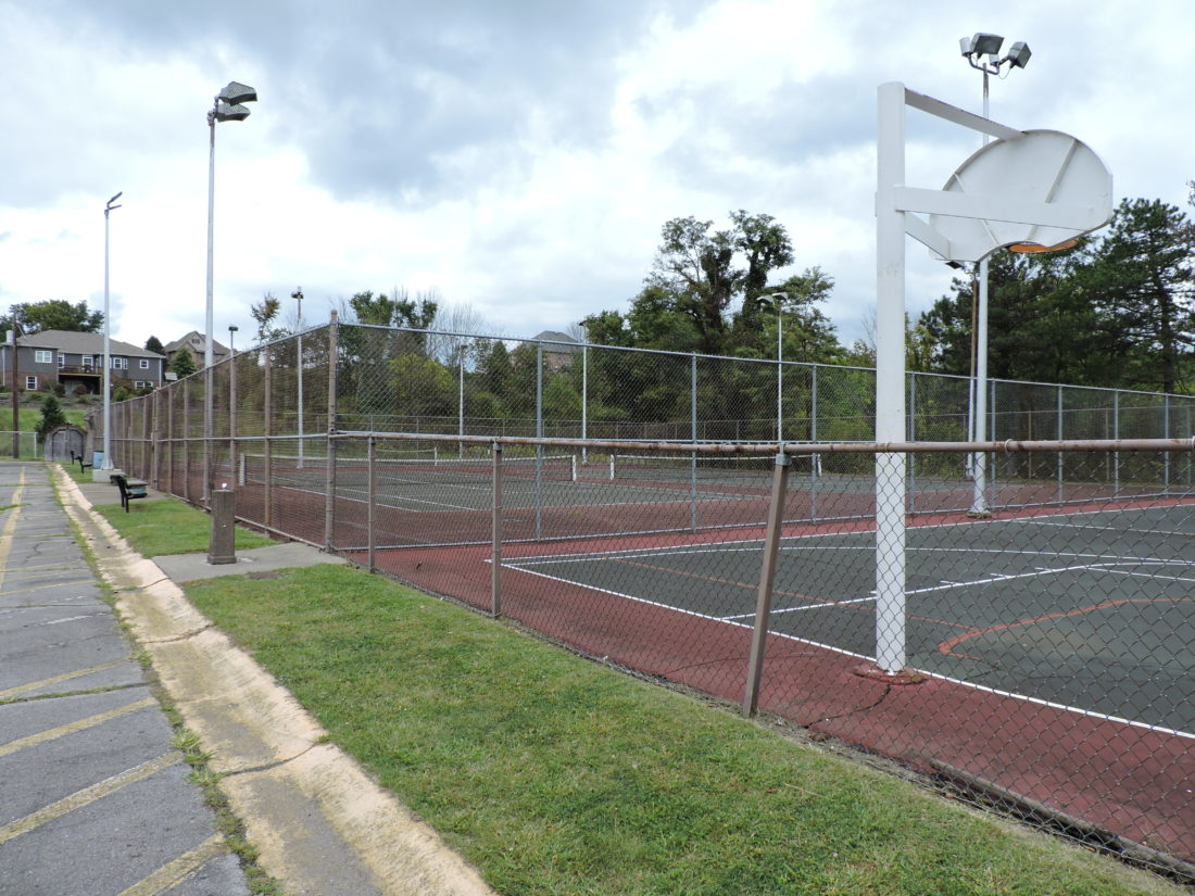 Court Project Gets Go Ahead From Weirton Park Board News Sports