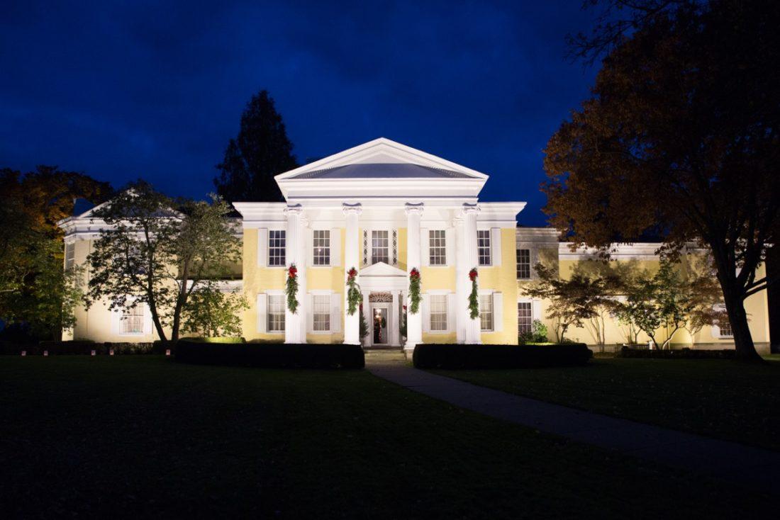 Oglebay Mansion tradition returns | News, Sports, Jobs - Weirton ...