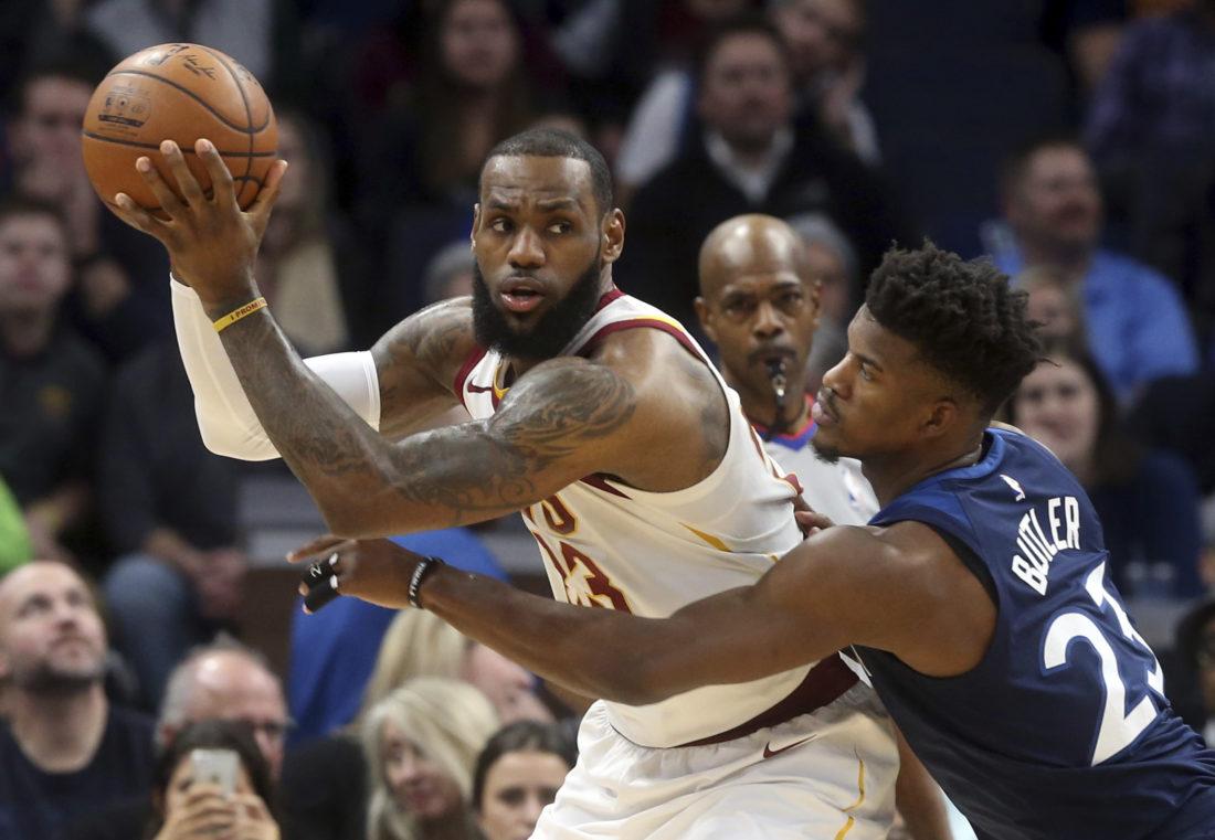 452faafa1a24 Cleveland Cavaliers  LeBron James